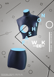 Fashion Week Poster by mtzovsky