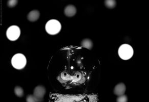 Lovers in a bubble. by Gothumanity