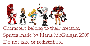 ToT Pixel Requests Set 1 by katzkradle