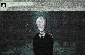 Q100- Slenderman! by Ask2pNyoUkraine