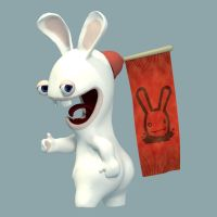 Rabbids by twitte0king