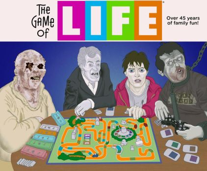The Game of LIFE (Zombie Edition) by maxevry