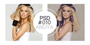PSD#010 by Anuya