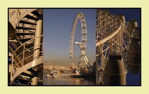 I Scrutinise The London Eye by CRIMSONlipstain