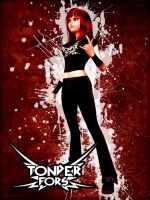 Tonder Babe by DarkNova666