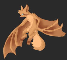Bat-thing Design (Closed) by theperfecta