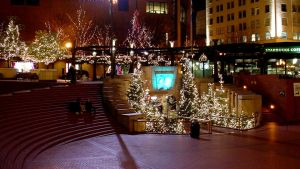 Pioneer Square Lights by Wolf-Shaman