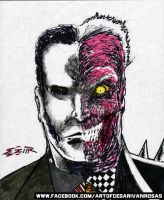 Two-Face by CZR31