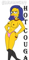Marge Simpson by oden2