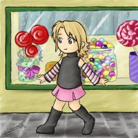 Candy Shop by Kalmia
