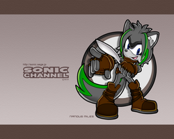 Nanous Miles Channel .:Commission:. by Pendulonium