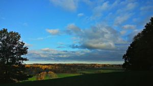 Morning View From the Hilltop by mrcbax