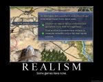 Demotivational: Realism by iCaramello