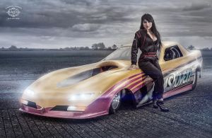 Jet Car - Dragspeed by MD-Arts