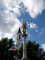 Church and Statue by Singing-Wolf-12