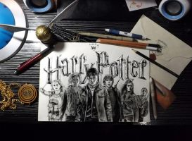 HARRY POTTER by Williaaaaaam