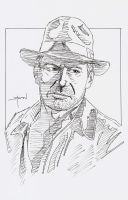 Indiana Jones by StevenWilcox