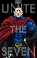 Unite the Seven: SuperMan by FooRay