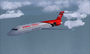 Boeing 717-200 Aserca Airlines (1) by kike-92