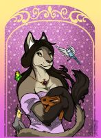 Thaily Patron Saint of Little Critters by therealbloodhound