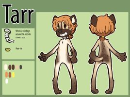 Tarr Ref sheet by ldefix