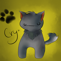 Cry Kitty by Venomette