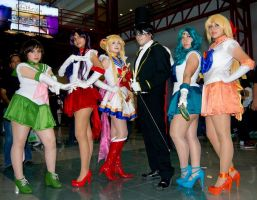 Sailor Moon CJMC 42 by PrisCosplay