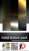 metal texture pack by beckasweird