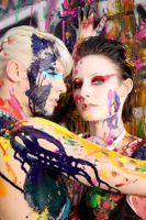 Colorful Attraction by Des-Henkers-Braut