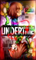 UNDERTALE by Insanity-Paints