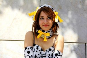 Mikuru Asahina - V by leashed-freak