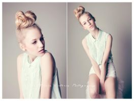 Top Knot. by triciavictoria