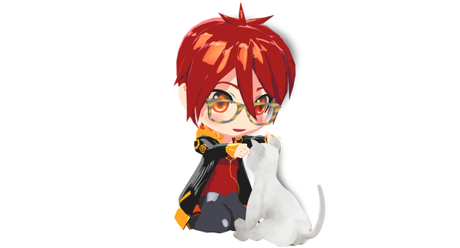 707 found the cat! by amyolimpet
