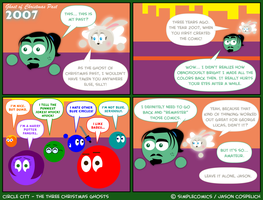 CC397 - Ghost of Christmas Past (2007) by simpleCOMICS