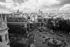 Madrid Madrid Madrid by esperanzamarchita