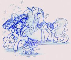 mexican party! by CherryVioletS