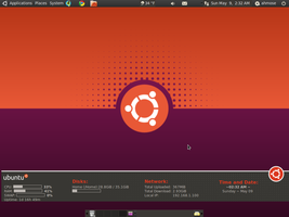 Ubuntu 10.04, Previous desktop by Rasa13