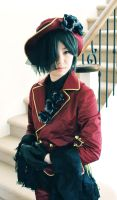 Ciel Phantomhive Cosplay by Suihiro