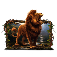King of the Jungle by Maniakuk