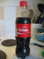 Best coca cola bottle ever by Twilightberry