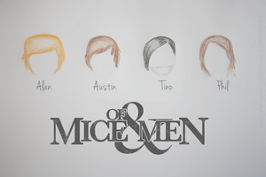 Of Mice And Men by MissBillK
