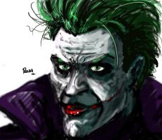 Joker by Archonyto