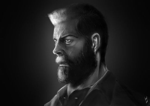 Logan by kennyvanhellsing
