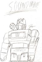 As You Command, Megatron.... by BenSoulstone