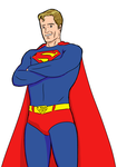 Super Brad by NoahConners