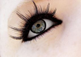 Eye Stock 2 -Uneven Lashes- by tara3409