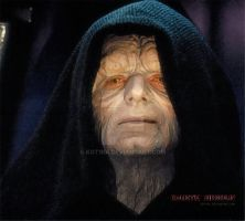 Darth Sidious by Kot1ka