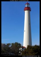 Cape May Light House Stock by FairieGoodMother