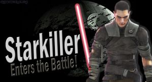 Starkiller SSB4 Request by Elemental-Aura