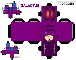 Marvel Galactus P1 by Viper005